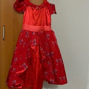 Original Disney park avalor dress